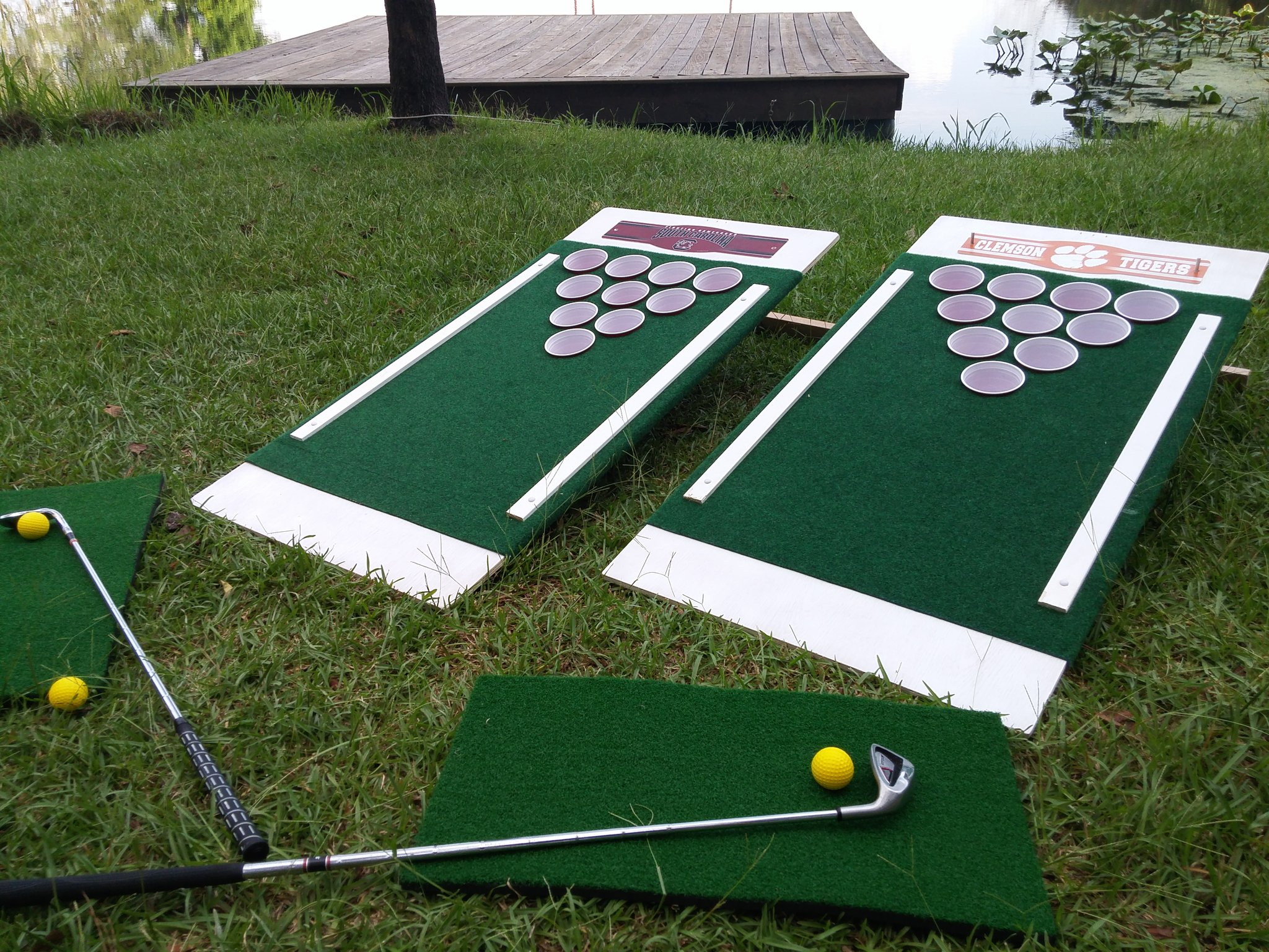 Golf And Beer Png -