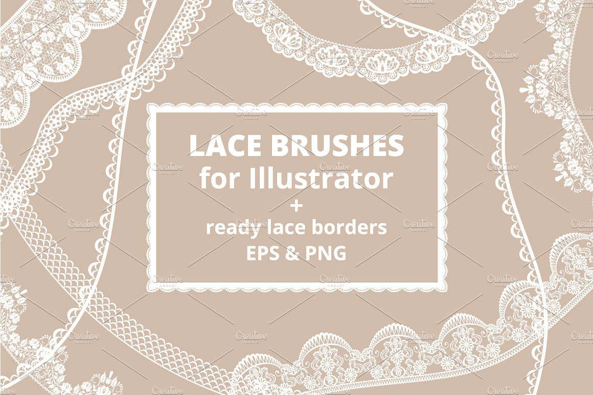Lace Png -