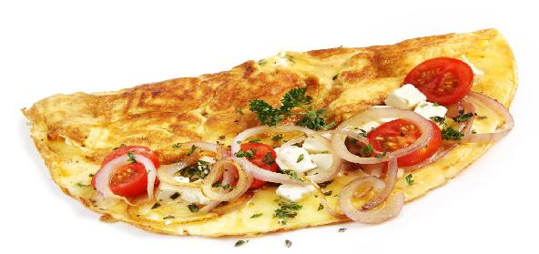 Omelet Png -