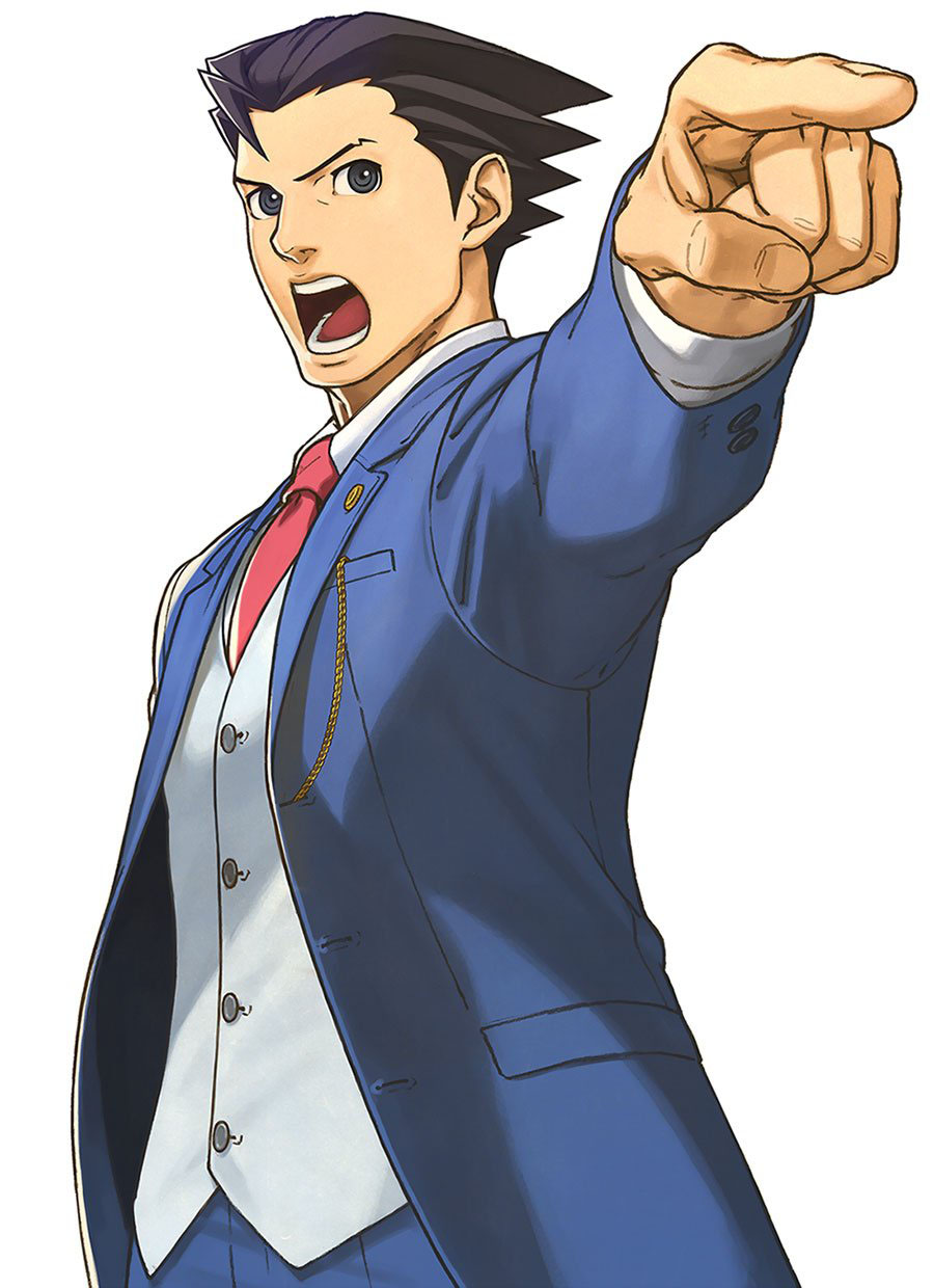 Phoenix Wright Dual Destinies Object 16643 Png Images Pngio