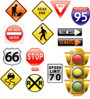Rules Of The Road Png -