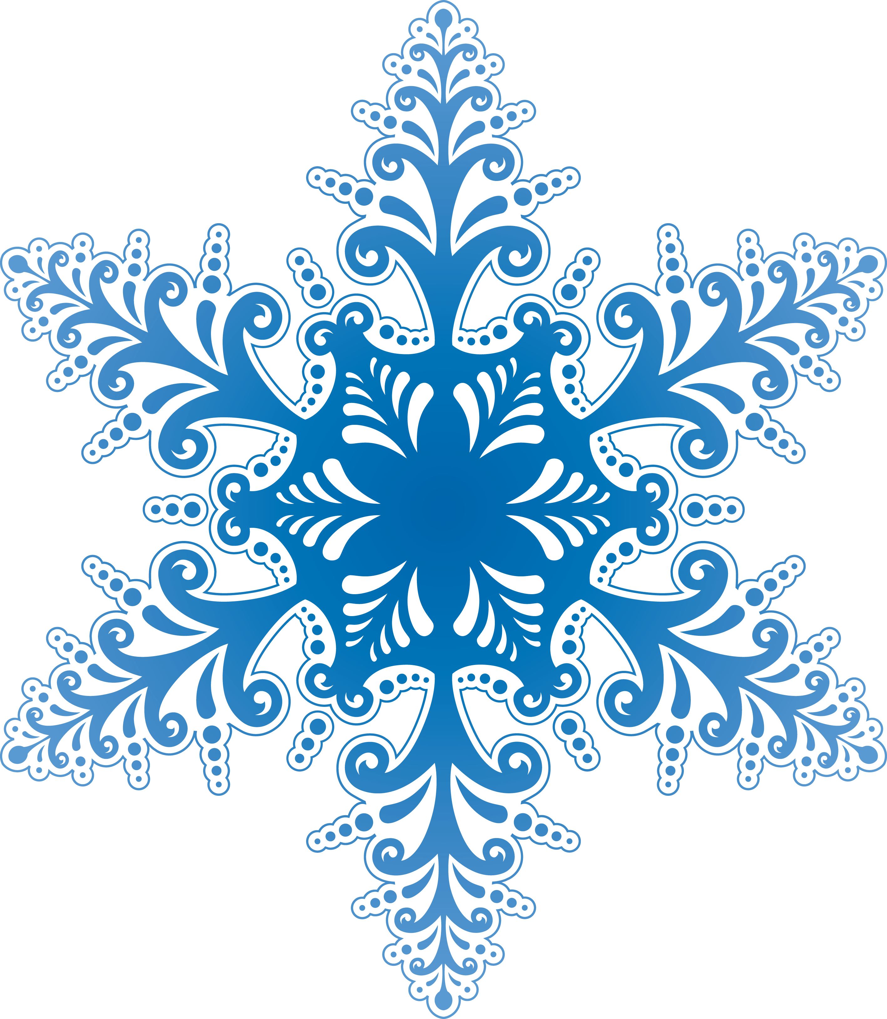 Snowflakes Png -