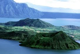 Taal Volcano Png -