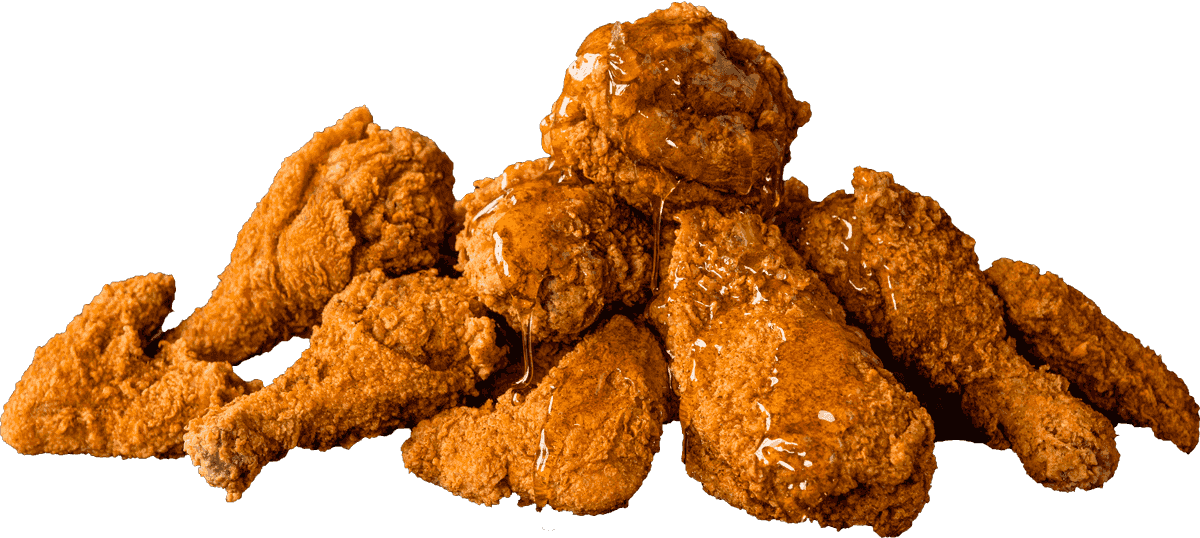 Whole Fried Chicken Png -