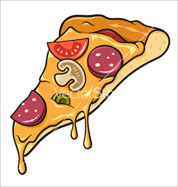 Pizza Vector Png - 10+ Pizza Vectors - EPS, PNG, JPG, SVG F #110259 - PNG Images - PNGio