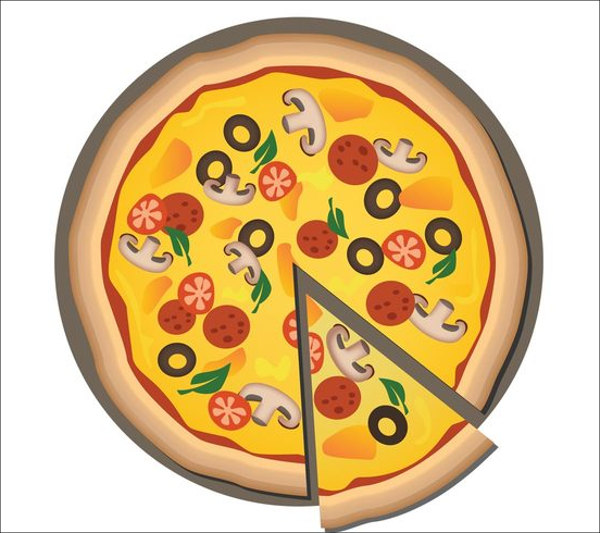 Pizza Vector Png - 10+ Pizza Vectors - EPS, PNG, JPG, SVG Format Download | Free ...