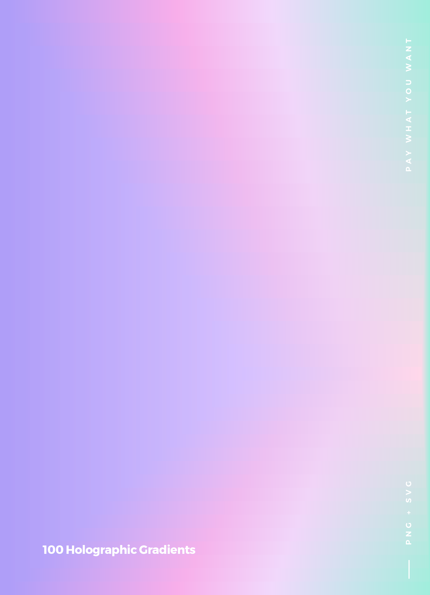 100 Holographic Gradients Svg Png Kiri 1197857 Png Images Pngio