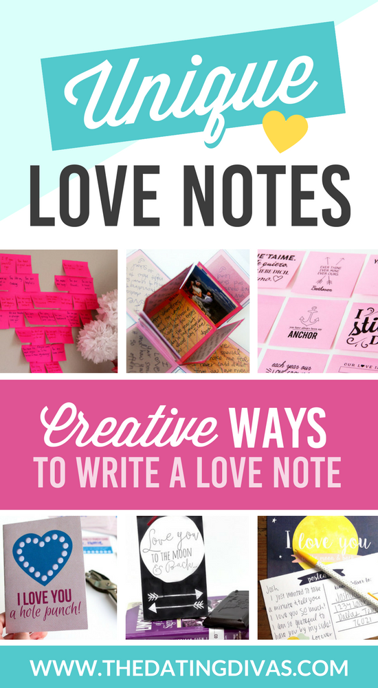 Flirty I Love You Png - 101 Flirty, Fun and FREE Love Notes - From The Dating Divas