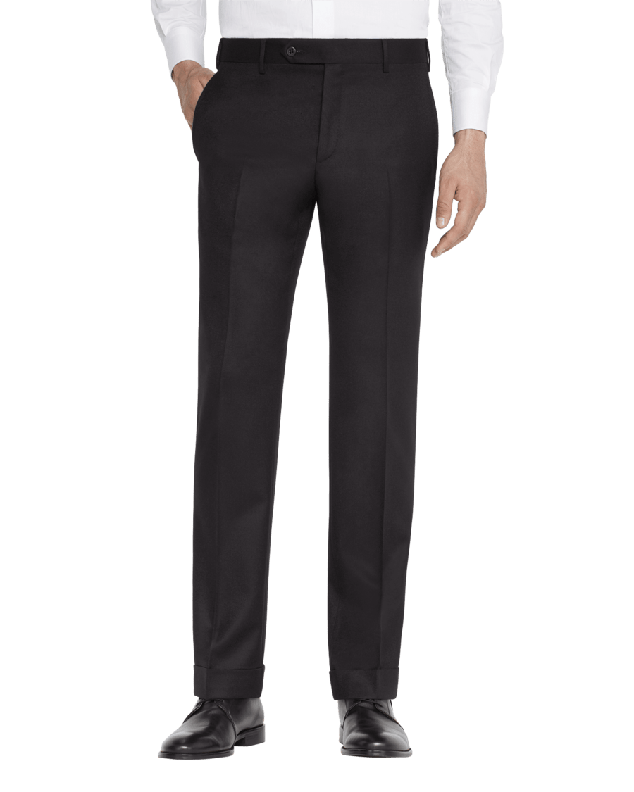 Trouser Png - 111859 10162 1 s49 black front 0623