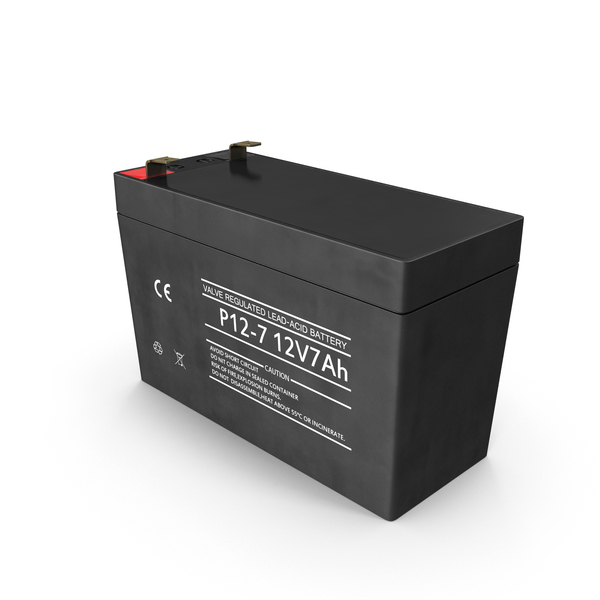 Battery Png - 12 Volt Battery PNG & PSD