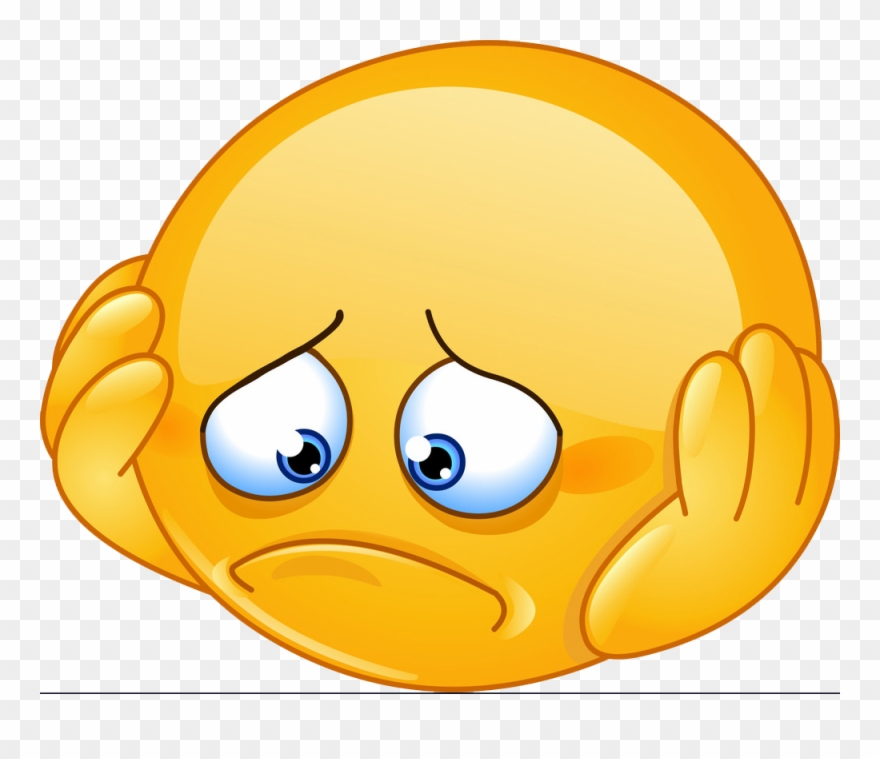 Disappointed But Relieved Emoji Clipart (#269487) - PinClipart
