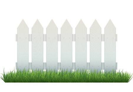 White Picket Fence Clipart & Free White Picket Fence ...