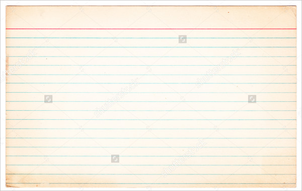 Index Card Png - 17+ Index Card Templates - Free PSD, Vector AI, EPS Format ...