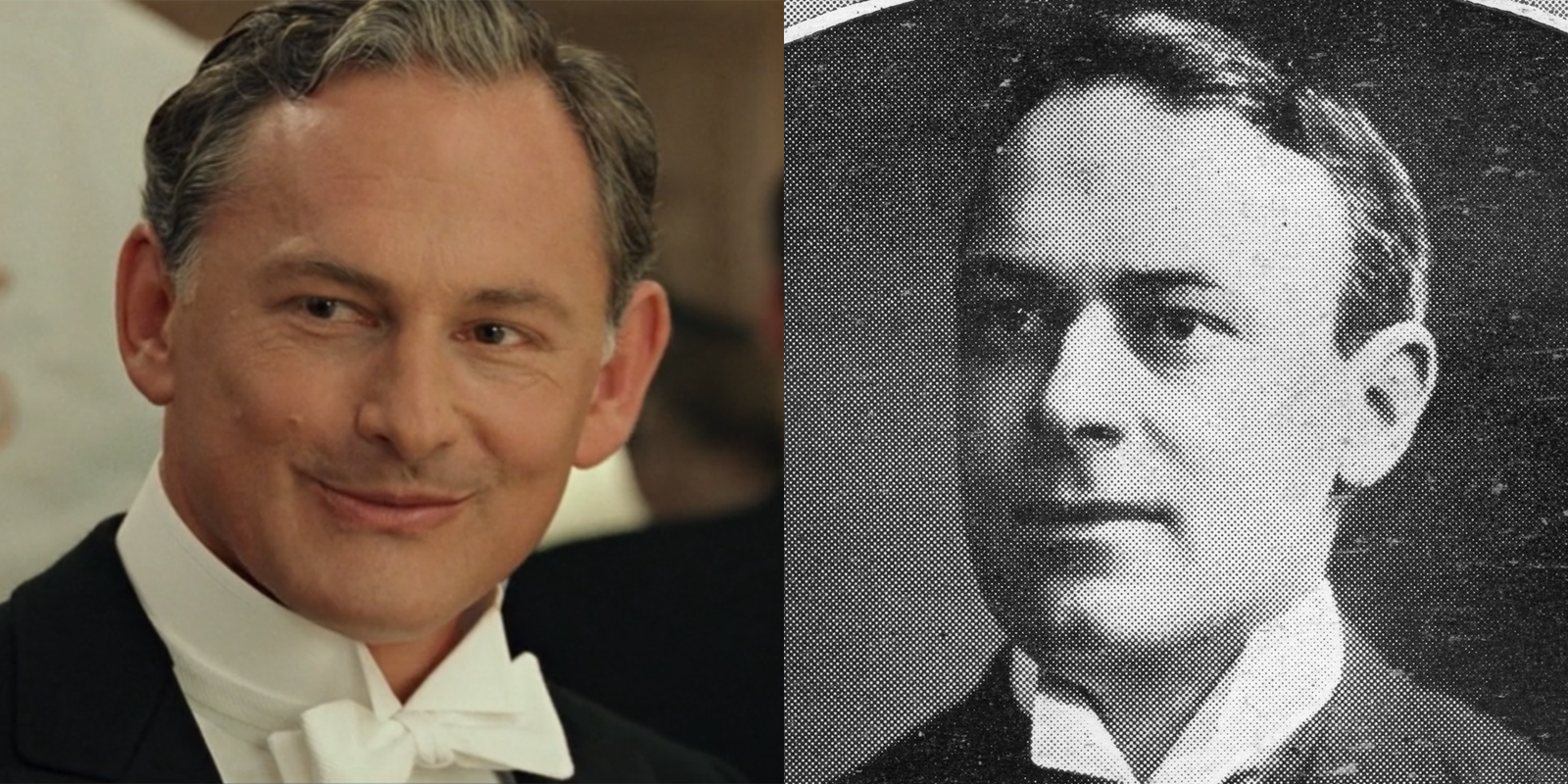 Thomas Andrews Png - 17 'Titanic' Characters With Their Real-Life Counterparts ...