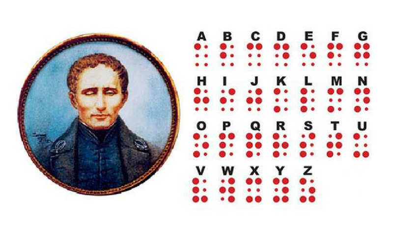 Louis Braille Png - 19 Fascinating Facts About Louis Braille