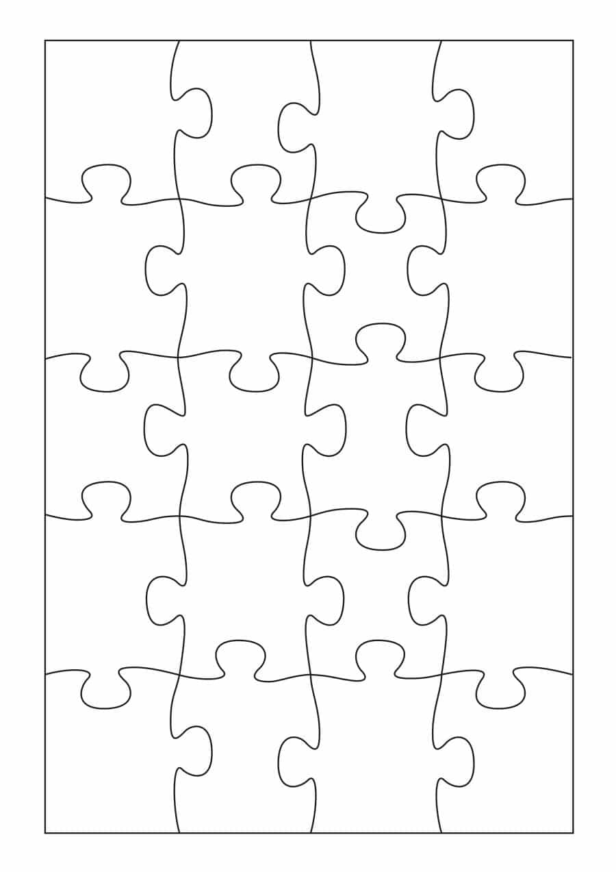 Big Puzzle Piece Template from img.pngio.com