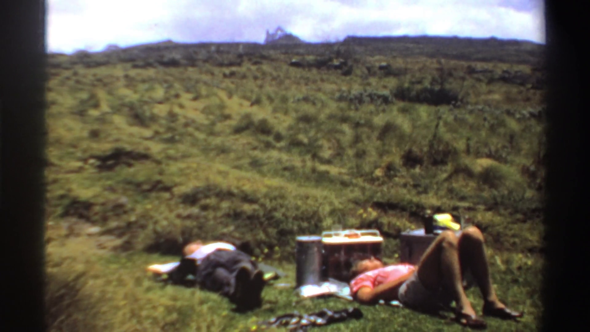 Two People Relaxing Png - 1969: two people enjoy a relaxing nap in a field. SUDAN Stock ...