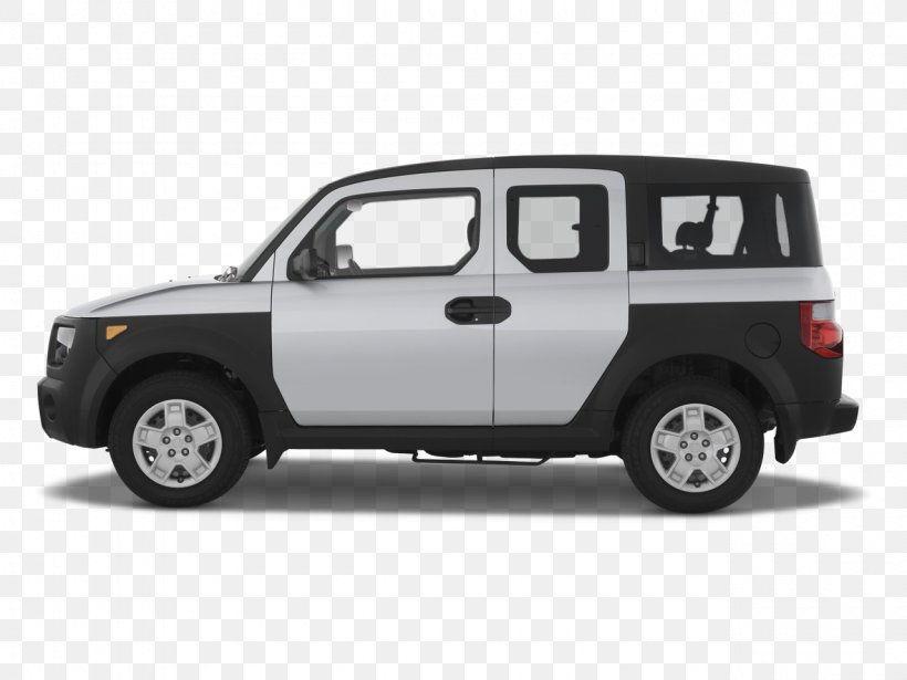 Honda Element Png - 2011 Honda Element Car 2008 Honda Element Hyundai, PNG, 1280x960px ...