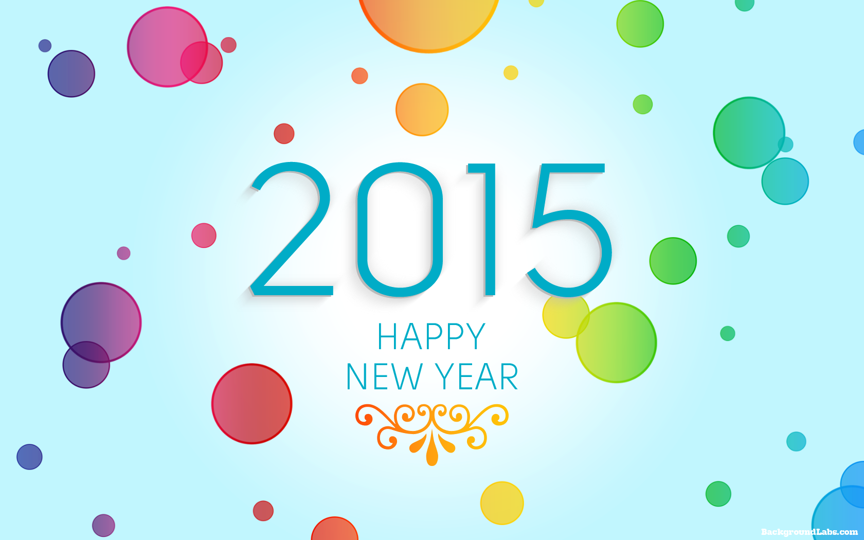 Happy New Year 2015 Png - 2015 Happy New Year Background - Background Labs