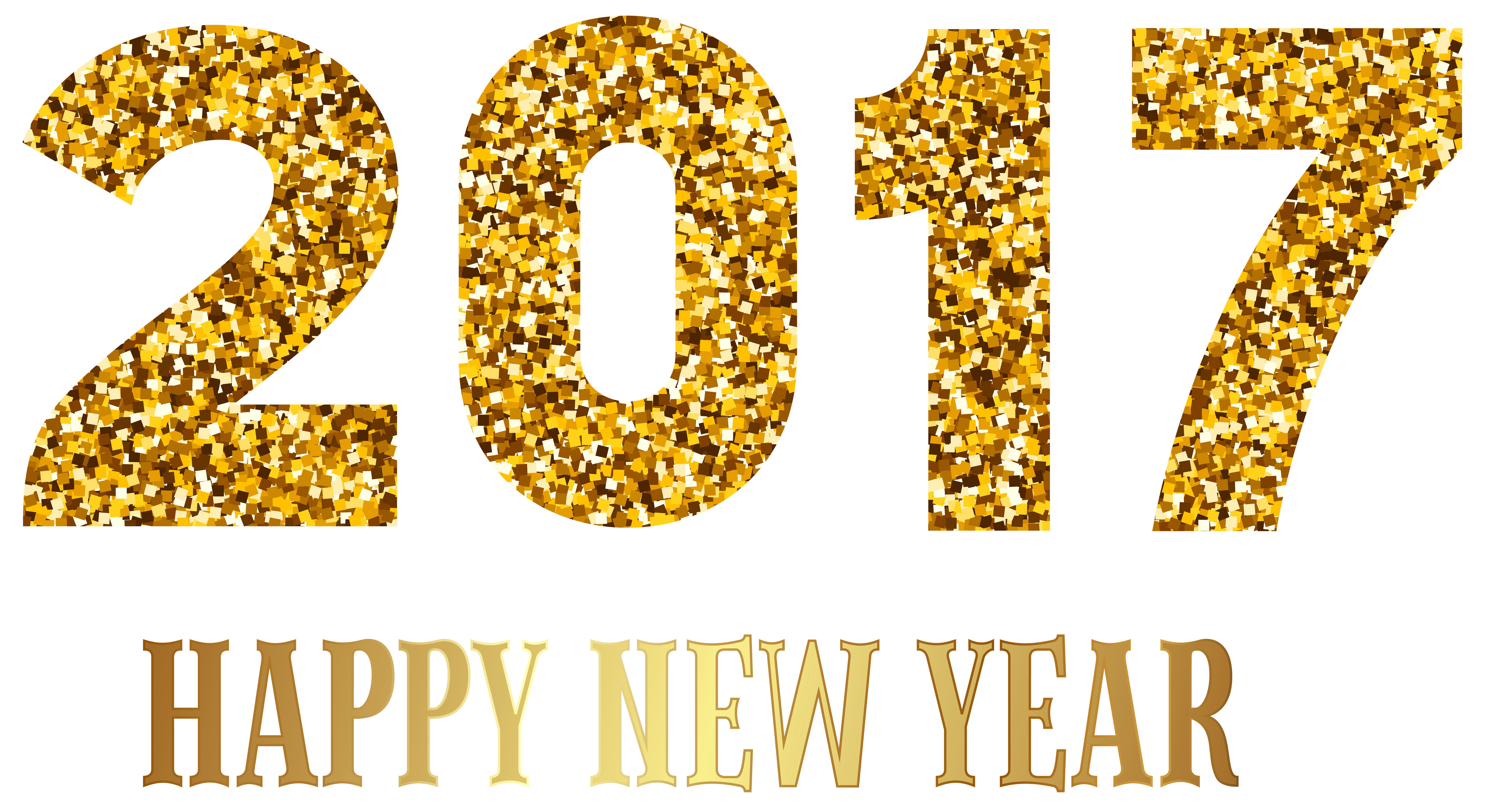 2017 New Year Png - 2017 Happy New Year Transparent PNG Image | Gallery Yopriceville ...