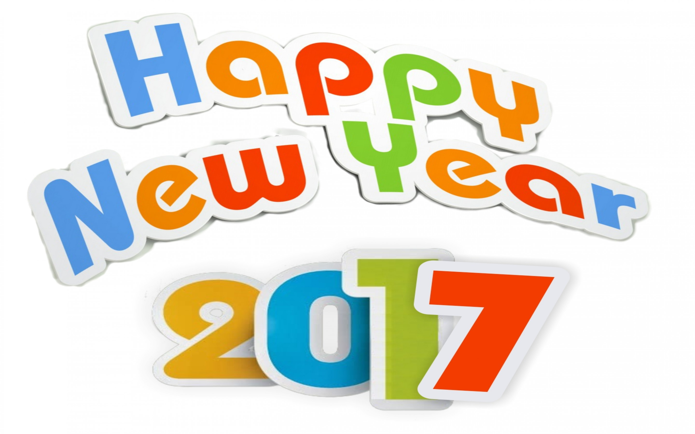 2017 New Year Png - 2017 Happy New Year wallpaper #28815 - Free Icons and PNG Backgrounds