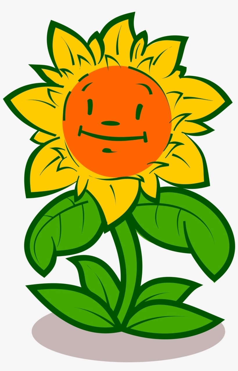 Cartoon Flowers With Faces Png Free Cartoon Flowers With Faces Png Transparent Images 63900 Pngio