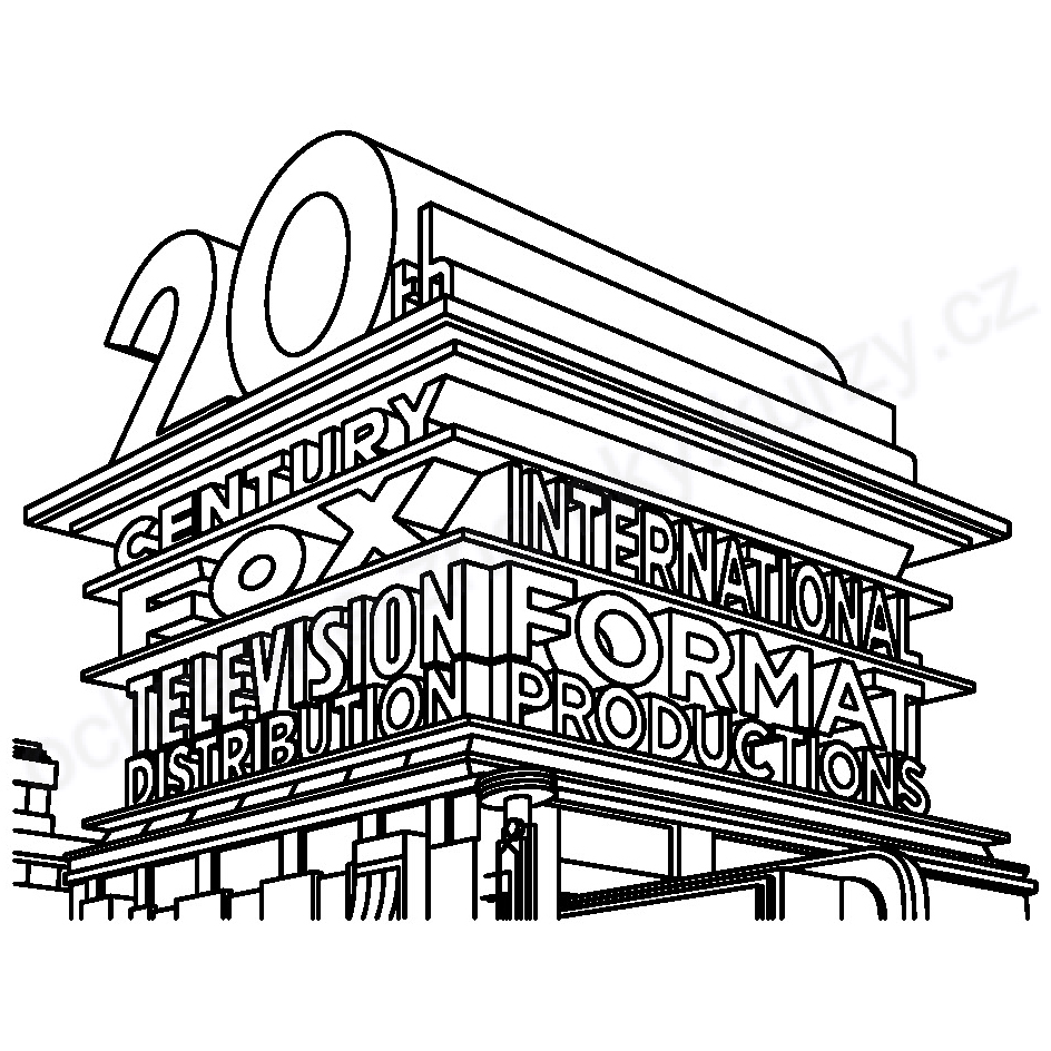 20th Century Fox Television Distribution 2229703 Png Images Pngio