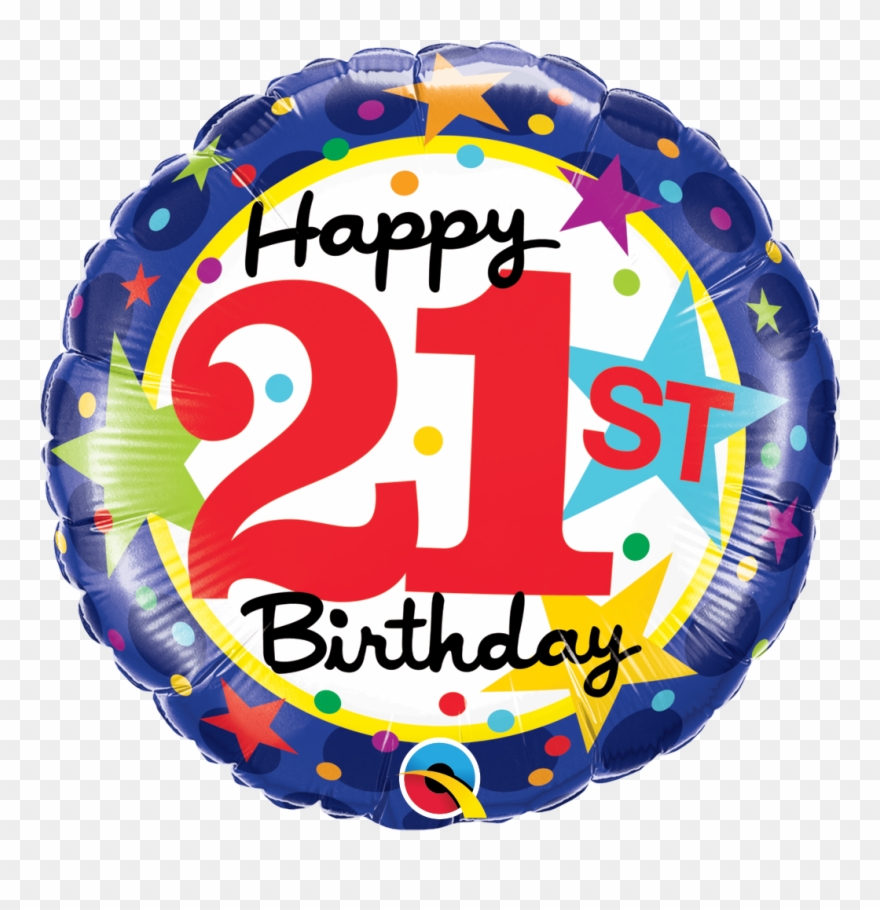Happy 21th Birthday Png - 21st Birthday Pictures Clip Art - Png Download (#2423310) - PinClipart