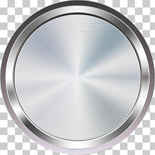 Silver 3d Circle Png - 24,175 button PNG cliparts for free download | UIHere