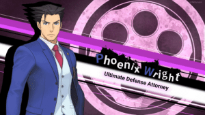 Phoeniwright Ace Attorney Png Free Phoeniwright Ace Attorney Png