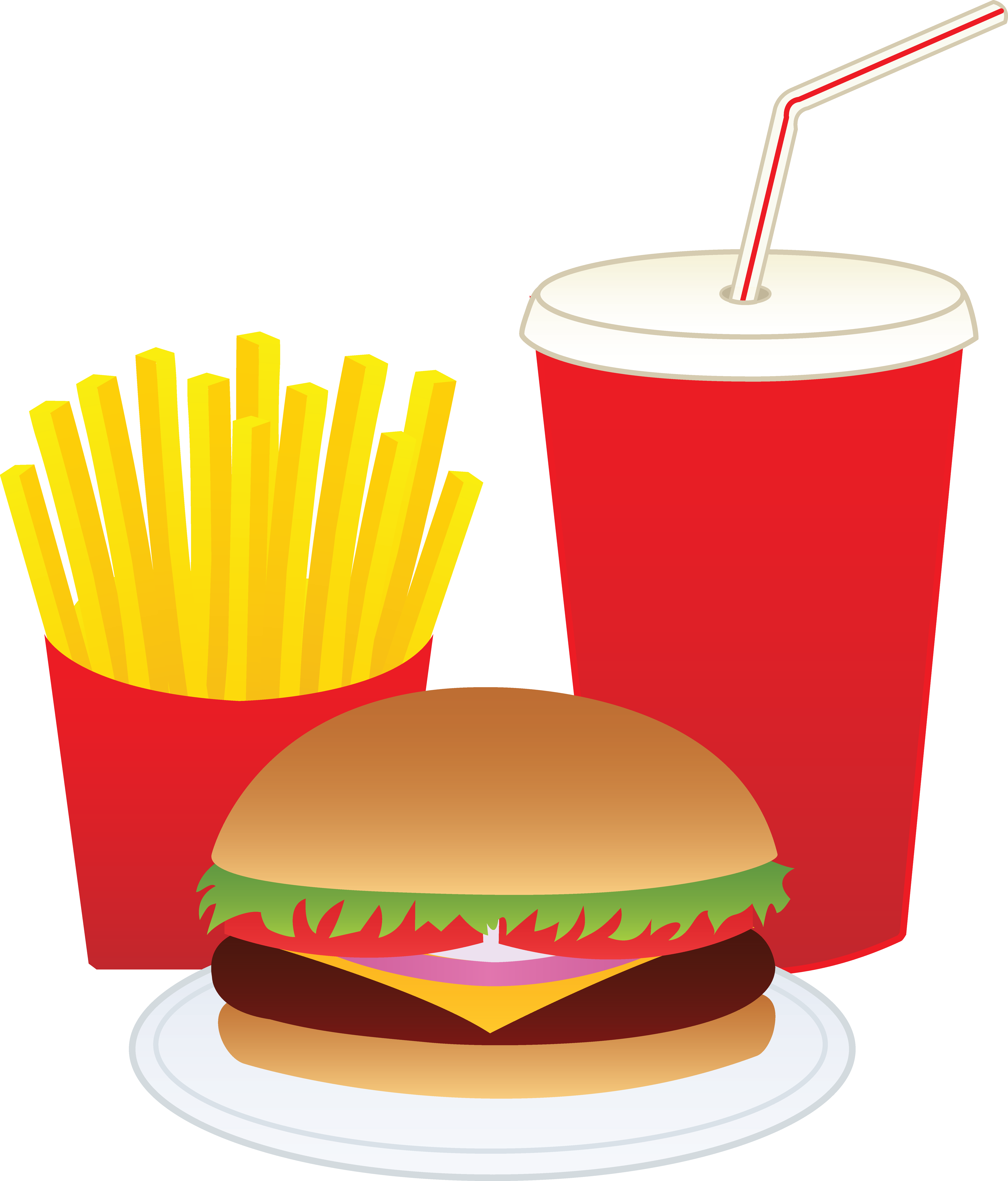 Chips And Soda Png Free Chips And Sodapng Transparent Images