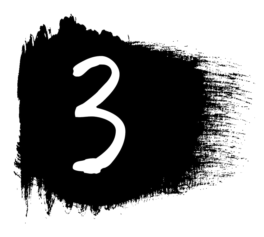 Number 3 Png - 3 Number PNG File | PNG All