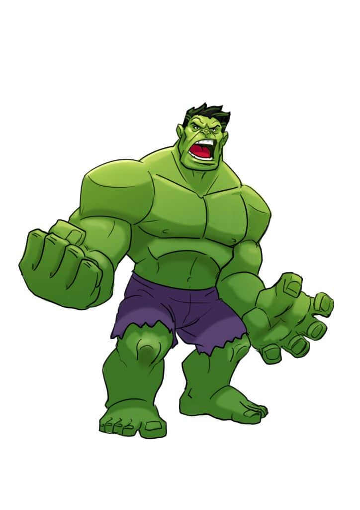 Hulk Cartoon Free Hulk Cartoon Png Transparent Images 40917 Pngio
