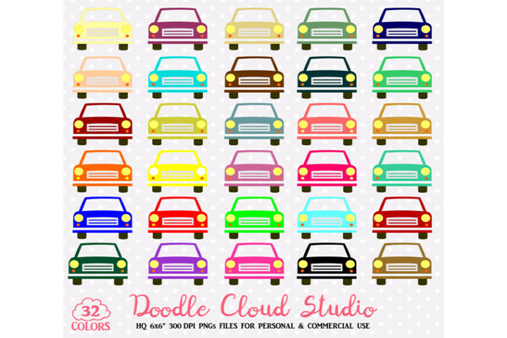Cute Colorful Png - 32 Colorful Cars Clipart Cute Rainbow vehicle Illustration Travel ...