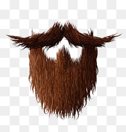 Beard Png - 3d beard, 3d, Moustache, Grass PNG and PSD