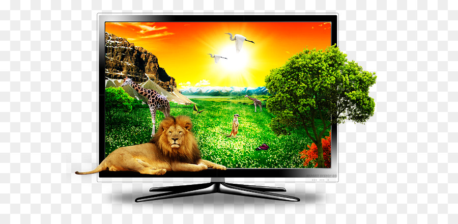 3d Television Png - 3d tv png download - 640*422 - Free Transparent LCD Television png ...