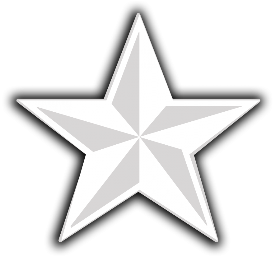 White Star Png & Free White Star.png Transparent Images #28016 - PNGio