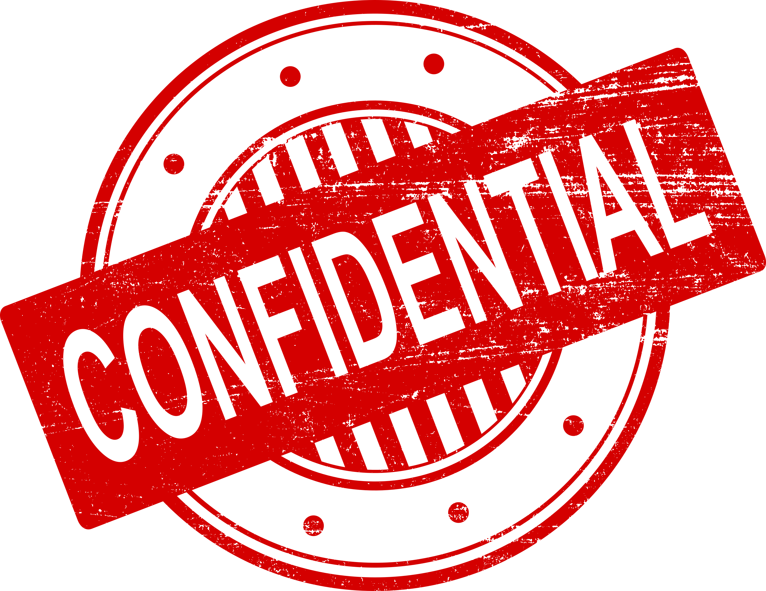 Confidential Png - 4 Confidential Stamp (PNG Transparent)   OnlyGFX.com