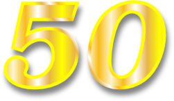 50 Number Png 5 » PNG Image #363303 - PNG Images - PNGio