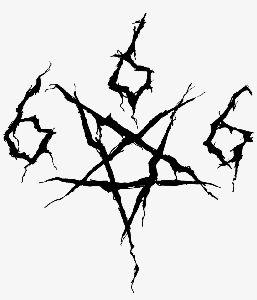 666 Transparent - 666 Devil Satan Pentagram Black Freetoedit - Michael W Ford Algol ...