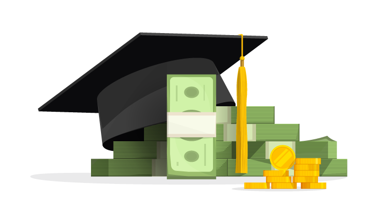 68 Ways To Save Money In College | Unbound #1340411 - PNG Images - PNGio