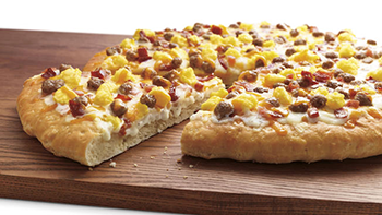 Breakfast Pizza Png - 7-Eleven Rolls Out a New Breakfast Pizza