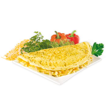 Omelet Png - 7 per box