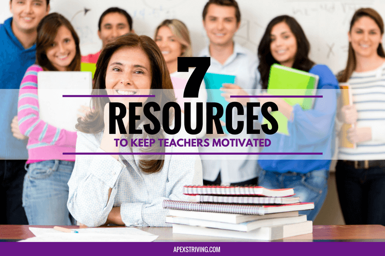 Motivation For Teachers Png - 7 Resources to Help Teachers Stay Inspired a Motivated to Keep ...