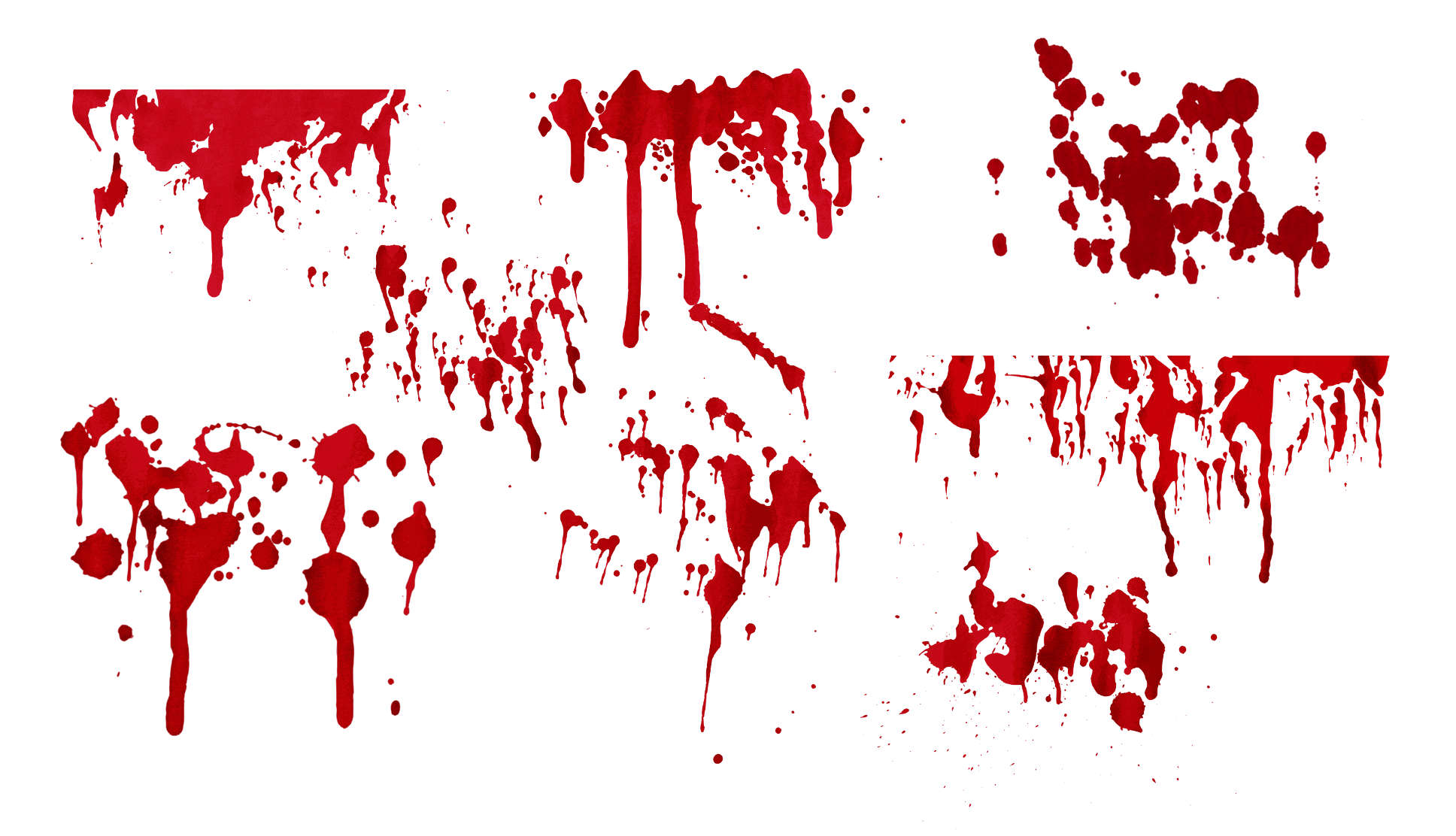 Blood Texture Overlay – A blood splatter i created in adobe photoshop cs3.