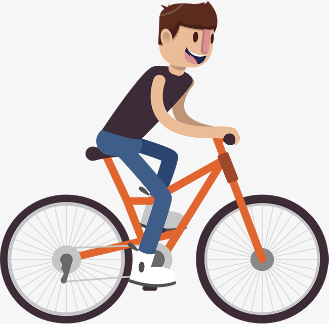 Bicycle Png - a cyclist, Vector Png, Ride A Bike, Bicycle PNG and Vector