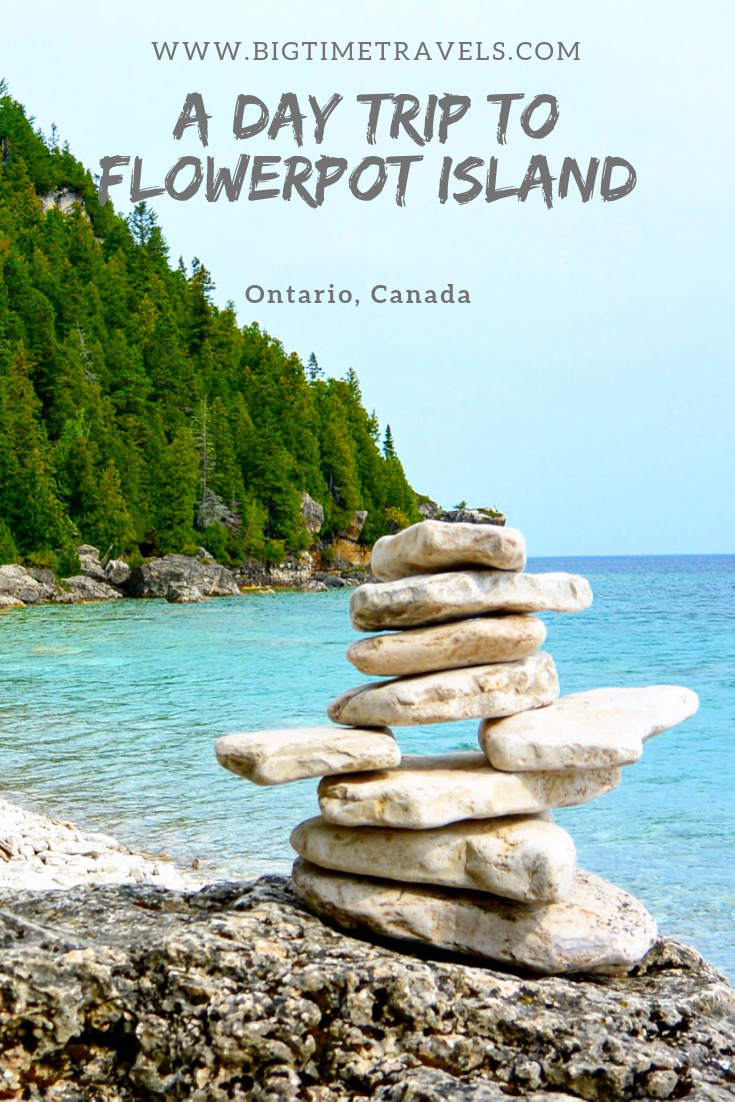Flowerpot Island Ontario Png - A Day Trip to Flowerpot Island: A Visitor's Guide | North America ...