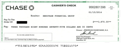 Cashiers Check Png - A lotto malarkey | FTC Consumer Information