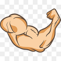 Muscle Arms Png - A Powerful Arm, Strong, Arm, Muscle PNG #2184 - PNG Images - PNGio