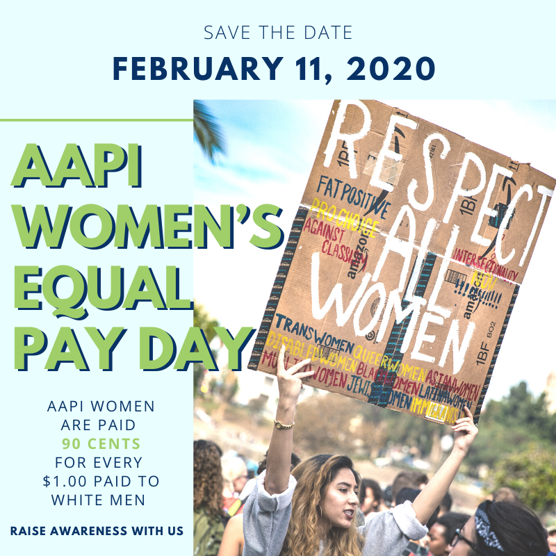 Equal Pay Day Png - AAPI Women's Equal Pay Day 2020 — Equal Pay Today!